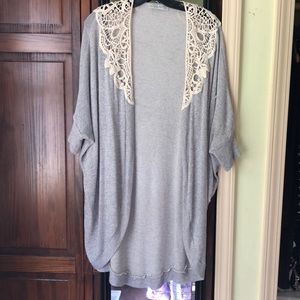 Abercrombie and Fitch dolman cardigan